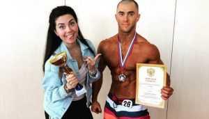 Инструктор брянского фитнес-клуба занял 2 место на чемпионате в Орле