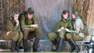 В Брянске лицеисты покажут спектакль о легендарном разведчике
