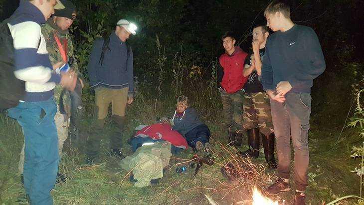 Брянские добровольцы отряда «Лиза Алерт» нашли за год 130 человек