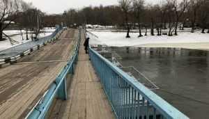 В Брянске вода в Десне за сутки поднялась на 44 сантиметра
