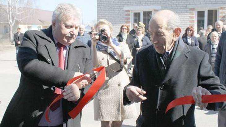В Погаре открылся музей импресарио Сола Юрока – Соломона Гуркова