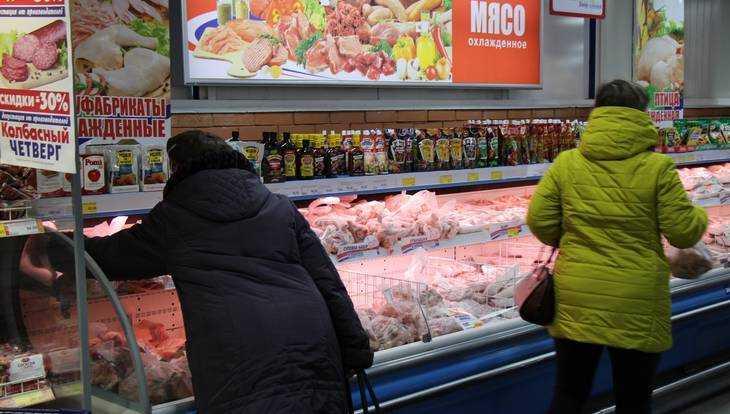 Брянских юнцов задержали в магазине во время кражи колбасы и водки
