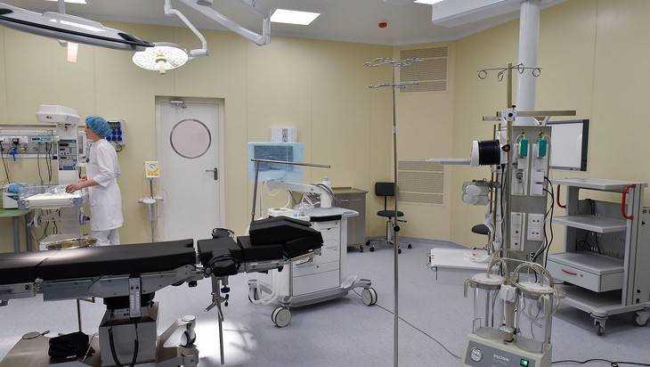В Брянском перинатальном центре спасли ребенка скончавшейся роженицы