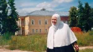 Отошла ко Господу настоятельница Николо-Одрина монастыря игумения Мариам