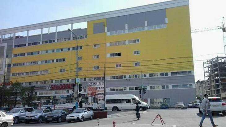 В Брянске закрыли ТРЦ Тимошковых в Советском районе