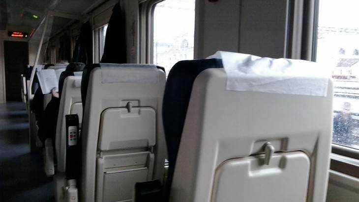 Пассажирам поездов Брянск – Москва вернули привычные вагоны