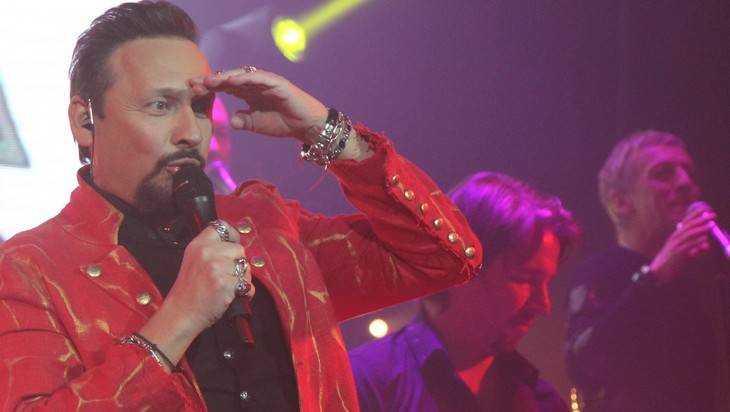 Стас Михайлов дал фееричный концерт в Брянске