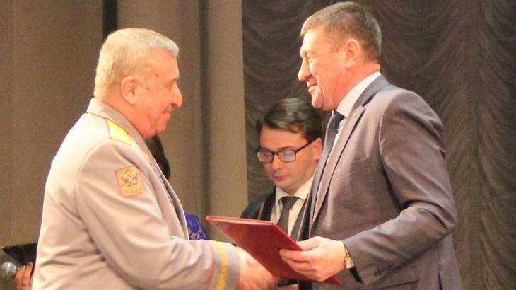 В Брянске отпраздновали 100-летие создания военных комиссариатов