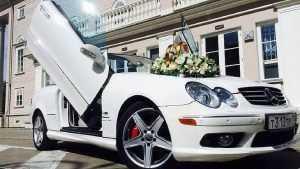 На что обратить внимание при выборе автомобиля на свадьбу