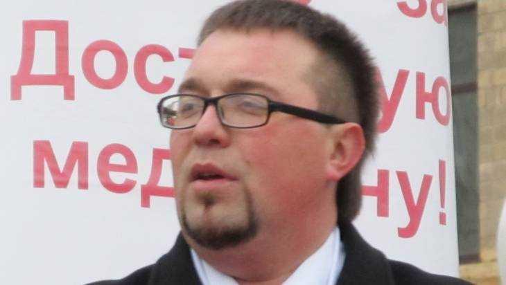 Брянские коммунисты решили пикетом поддержать арестованного Куприянова