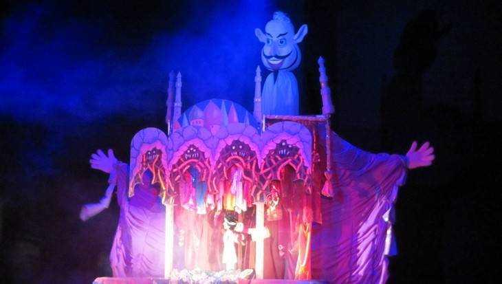 Дагестанский государственный театр кукол открыл гастроли в Брянске
