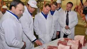 Брянские предприятия будут поставлять мясо в Ирак