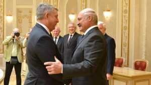 Губернатор поздравил брянцев с Днём единения Белоруссии и России