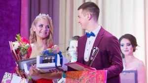 В Брянске конкурс «Мисс БГИТУ – 2018» выиграла Дарья Шумейко