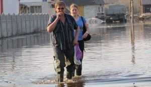 Соседей уже затопило – Брянску угрожает сильное половодье