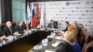 Генеральный директор МРСК Центра Олег Исаев посетил Брянскую область