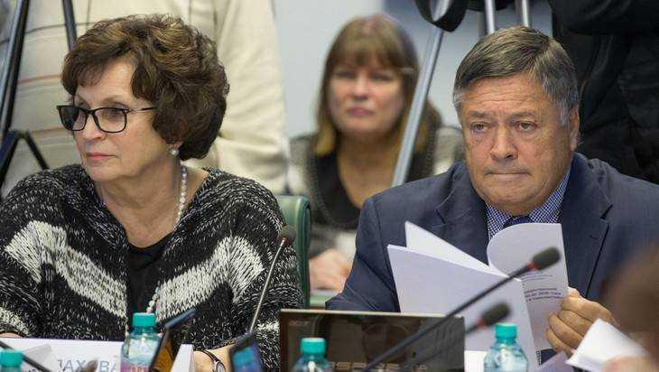 Брянские сенаторы отчитались о доходах за 2017 год