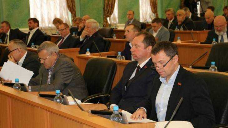 Опубликованы впечатляющие декларации о доходах депутатов Брянской думы