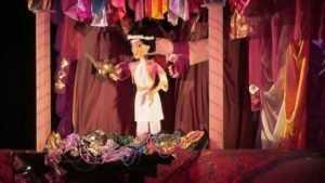 В Брянске прошли гастроли Дагестанского государственного театра кукол