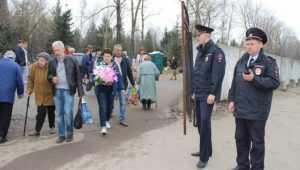 В Брянской области Радоницу отметили без происшествий