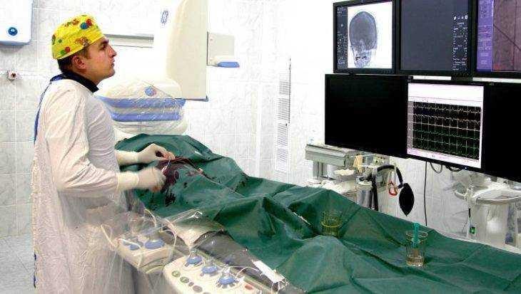 Сосудистый центр Брянской областной больницы отметил пятилетие