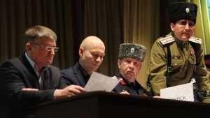 В Брянской области 1400 казаков объединились в 19 организаций