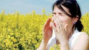 Жителей Брянской области предупредили о начале сезона аллергии