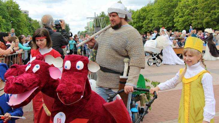В Брянске началась регистрация участников Парада колясок-2018