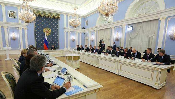 У Медведева обсудили создание цифрового электросетевого комплекса