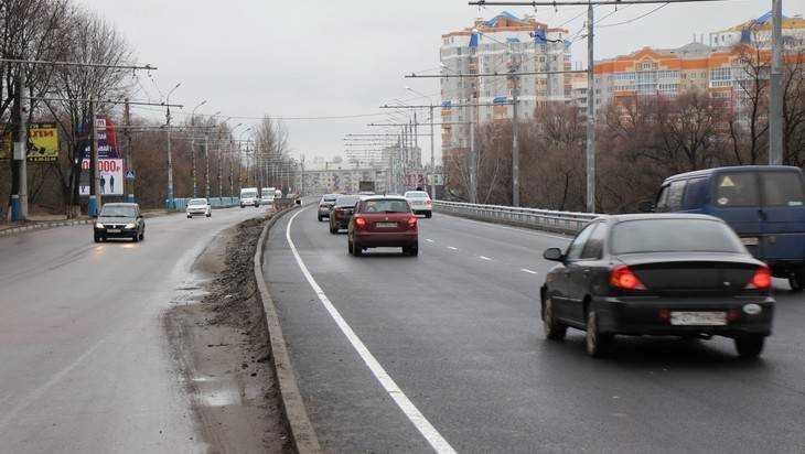 В Брянске с 22 апреля будет закрыто движение по Первомайскому мосту