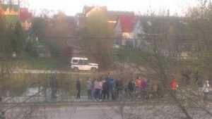 В Клинцах в болоте нашли труп мужчины