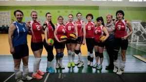 Волейболистки брянского «Спартака» начали Международный турнир с побед