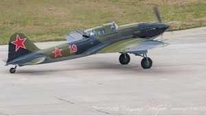 Легендарный Ил-2 отправился из Брянска в Германию