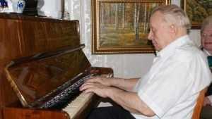 Брянский советский губернатор Иван Поручиков отпраздновал 90-летие