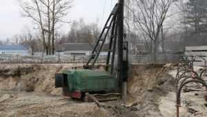 В Брянске началось строительство здания Володарского районного суда