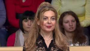 На Первом канале вынесли «модный приговор» брянской певице Сергии