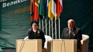 Валентина Миронова приняла участие в международном форуме Победителей