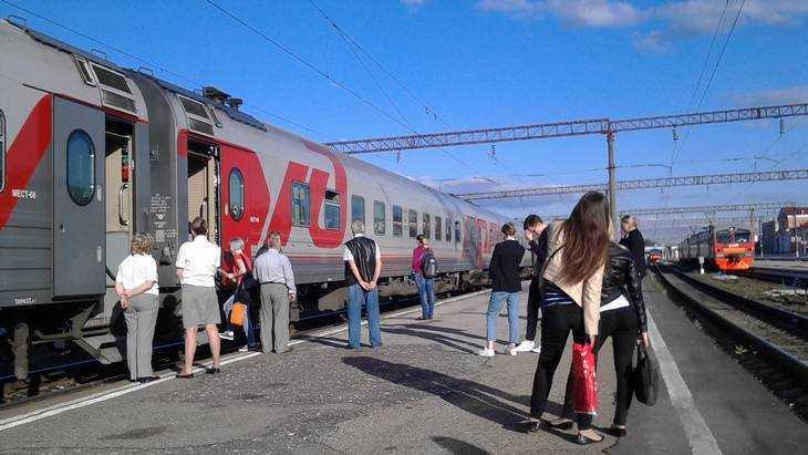 На майские праздники пустят дополнительные поезда Брянск–Москва