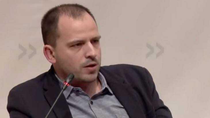 Журналиста «России-24» Семина задержали брянские сотрудники «Мираторга»