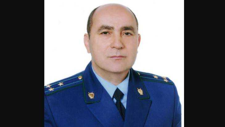 Брянский прокурор Виктор Орехов ушел на пенсию