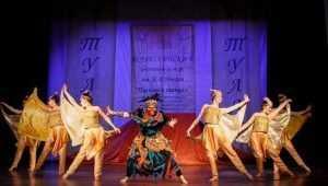 Брянский театр «Аплас» блестяще выступил на всероссийском фестивале