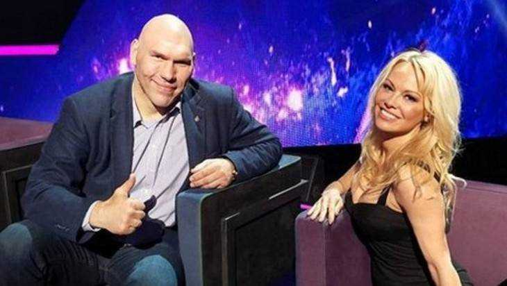 Брянский депутат Валуев и Памела Андерсон снялись в новом телешоу