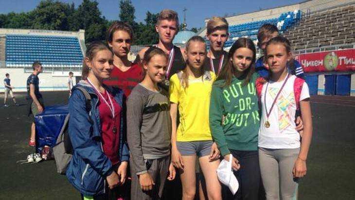 Из Брянска воспитанники Клинцовской ДЮСШ привезли 9 медалей