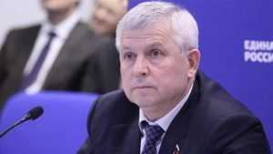 Виктор Кидяев поблагодарил губернатора Брянской области Богомаза