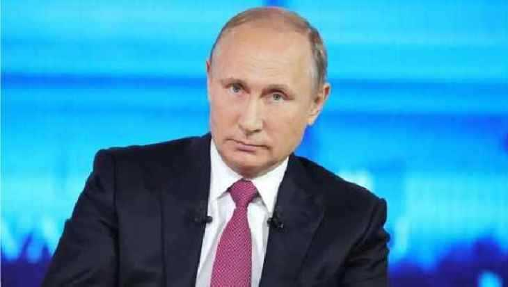 Брянцы через «Прямую линию» попросили у Путина скважины для сайгаков