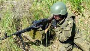 В Навлинском районе силовики во время учений освободили 20 заложников
