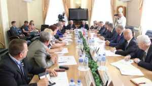 Брянский губернатор Богомаз встретился с ветеранами боевых действий