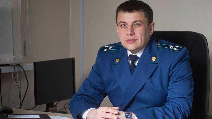 Романа Праскова «обкатали» в Брянске и отправили в Тулу прокурором