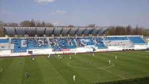 В этом году первую домашнюю игру брянское «Динамо» проведет 7 мая