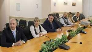 В правительстве Брянской области наградили работников радио